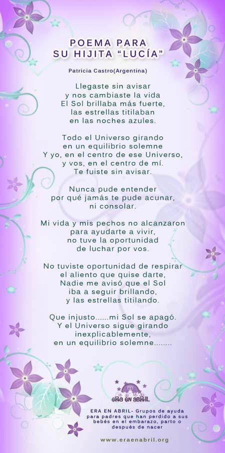 Poemas Para Bebes Por Nacer Portal