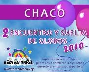 Eventos Programados en el Mundo. Chaco