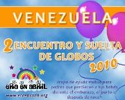 Eventos Programados en el Mundo. Fb-venezuela