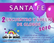 Eventos Programados en el Mundo. Santafe