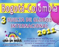 3era Suelta de Globos Internacional 2011 Bogot%C3%A1-Colombia