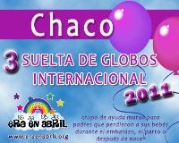 3era Suelta de Globos Internacional 2011 Chaco2011-face