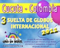 3era Suelta de Globos Internacional 2011 Cucuta-Colombia