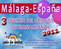 3era Suelta de Globos Internacional 2011 Malaga-Espa%C3%B1a