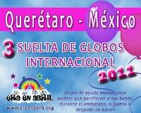 3era Suelta de Globos Internacional 2011 Quer%C3%A9taro-Mx
