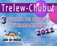 3era Suelta de Globos Internacional 2011 Trelew-Chubut